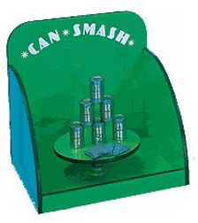 can smash, can smash rental, carnival game, carnival game rental, York, PA, Rental