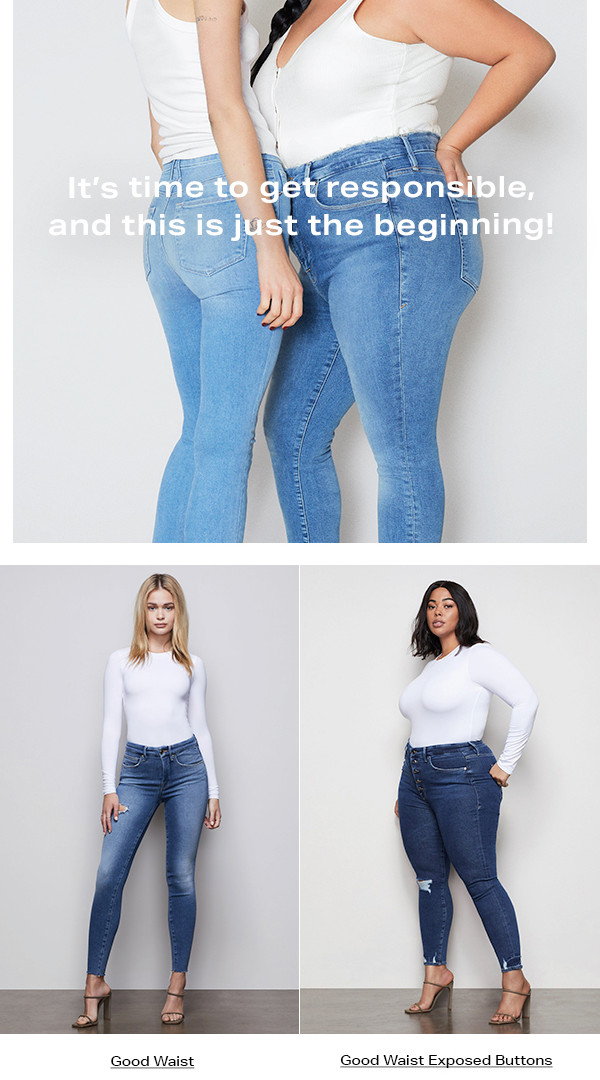 JUST DROPPED Responsible Denim is HERE!