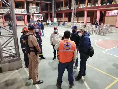 Emergencia San Marcos La Laguna