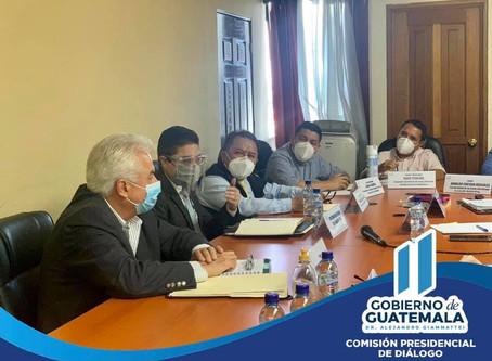 Mesa de trabajo con Instituciones de Gobierno y Autoridades de Fray Bartolomé de las Casas