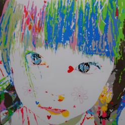 YuuchiTanaka- Believe34x34Acrylic,mixed media on board2021$3800.jpg