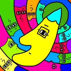 "Popchan ""Banana Moon"""