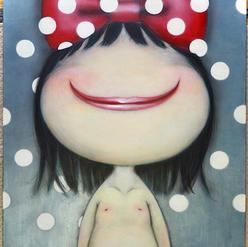 Chikako Nunome-DotsH36 x W29Acrylic on Canvas2020$2000.jpeg