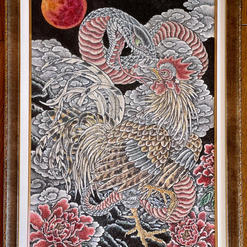 "MIRAI ""Chicken and Snake"""