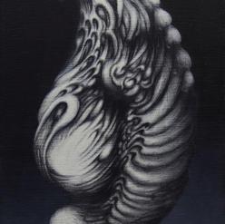 """YOSHIHIRO KOGURE   """"Rice cake flower """""""