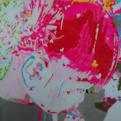 YuuchiTanaka-Alone18x18 Acrylic,mixed media on board2021$2800.jpg