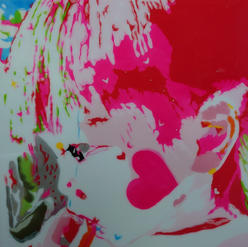 YuuchiTanaka-AloneII18x18 Acrylic,mixed media on board2021$2800.jpg