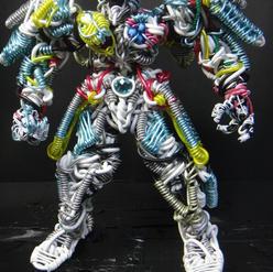 """Syo Komiya """"MK.16 Powered suit"""""""