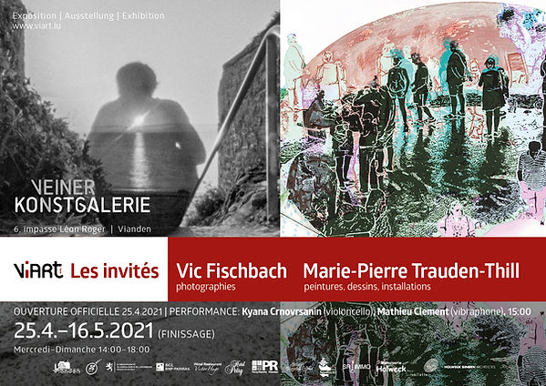 Viart Affiche Expo TraudenThill_Fischbac