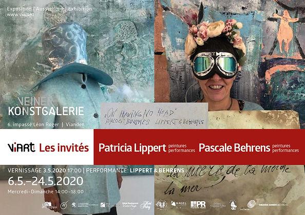 new_Viart Affiche Expo Patricia Lippert