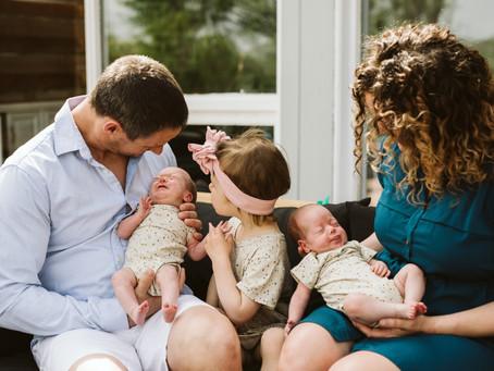 The Lewans Newborn Session
