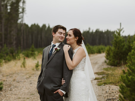 Mr. & Mrs. Rabe - Maple Creek Wedding