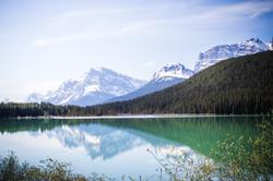Mountain Reflection - 2
