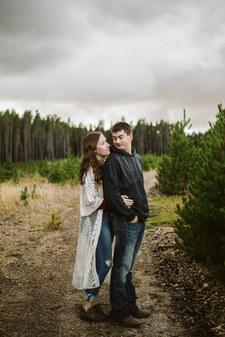 Central Alberta Wedding Photographer