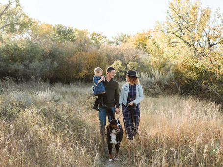 Medicine Hat Family Session