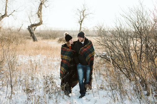 Alberta Engagement Photographer