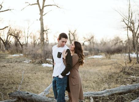 Paige & Colton Couples Session