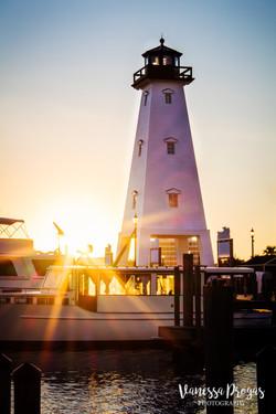 Mississippi Light Tower