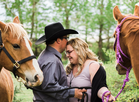 Cheyanne & Taylor 5th Anniversary Session