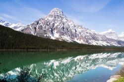 Mountain Reflection - 1
