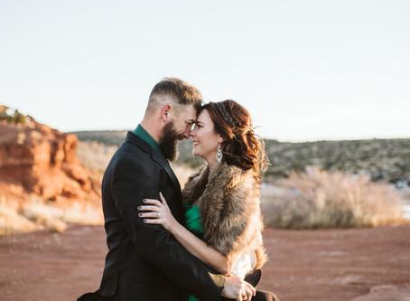 Kimberly & Scott Couples Session