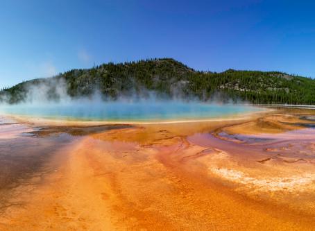Yellowstone - July 2018