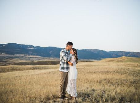 Paige & Colton Engagement Session
