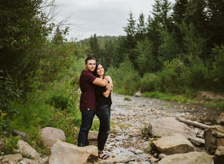 Kaelyn & Brody - Couples Session