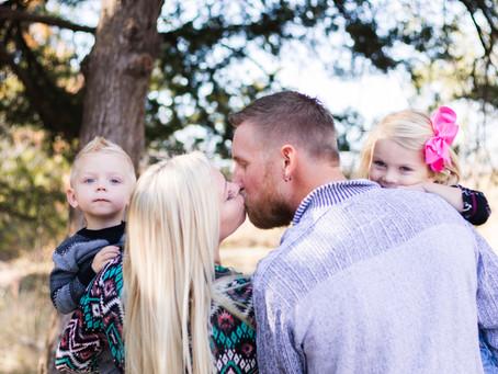 Meagan & Family