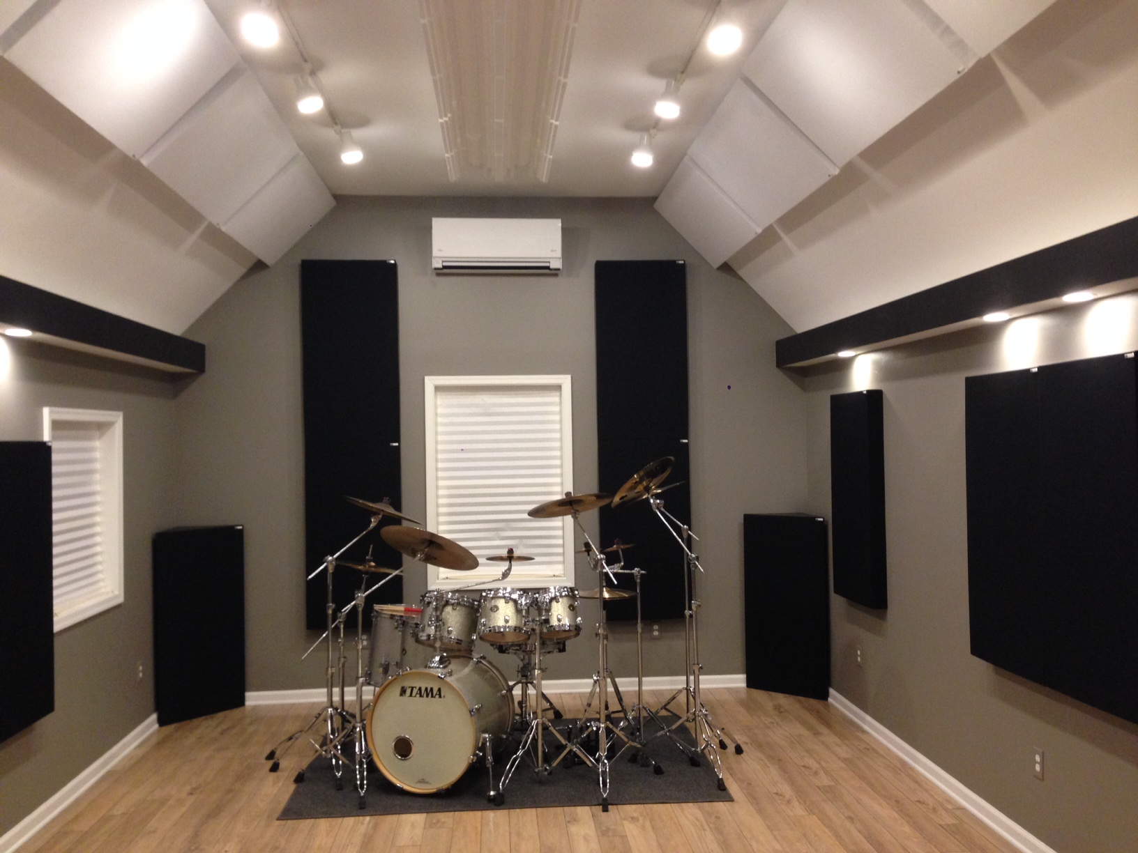 Drum Acoustical Panels