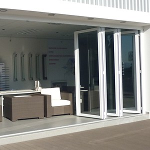 Bi-Fold Soundproof Impact Door