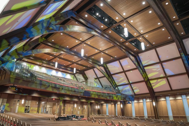Acoustical Panels Can be Like Art 3