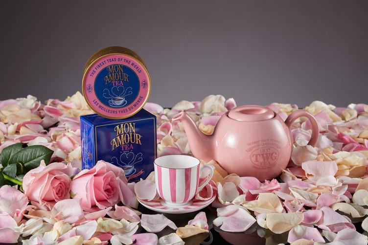「Mon Amour Tea」数量限定販売