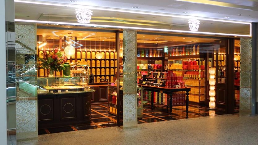 11月22日、TWG Tea 横浜エリアに初出店