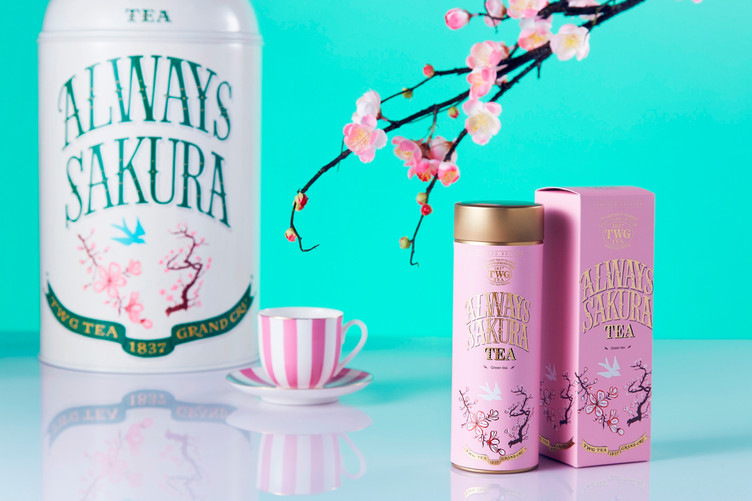 Always Sakura! Tea