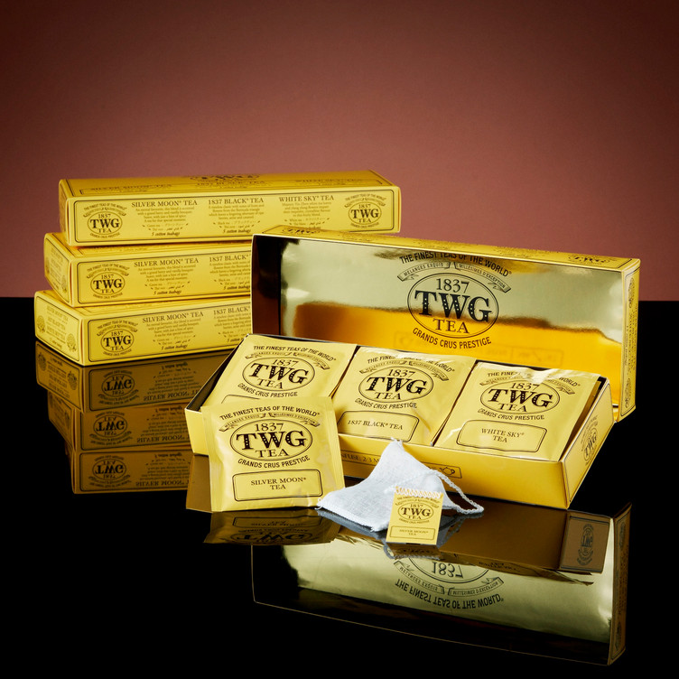 TWG Teabag アソートメント新商品発売のお知らせ