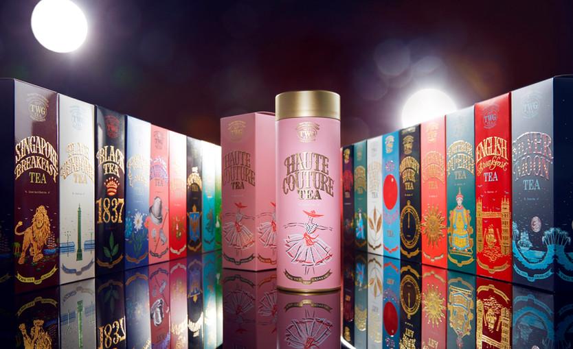 新商品「Haute Couture Tea」~ティーカップに優雅なひとときを~