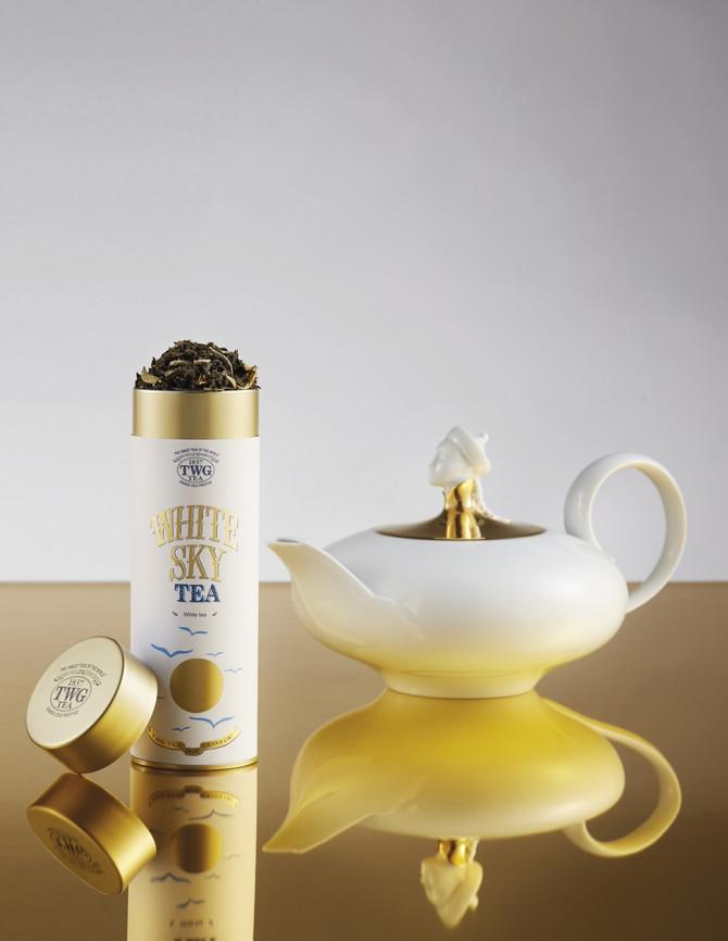 薫る秋「White Sky Tea」 新登場