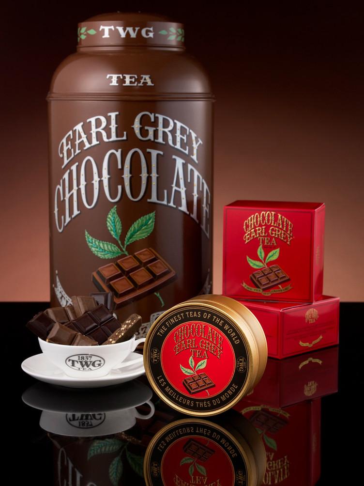 Chocolate Earl Grey