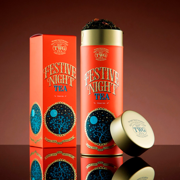 - Festive Night Tea – 10/1より国内全店舗にて発売