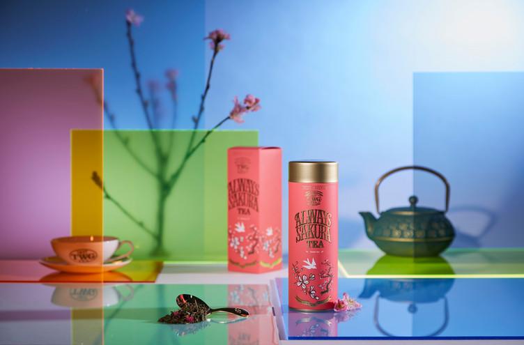 咲き香る春「Always Sakura Tea」発売