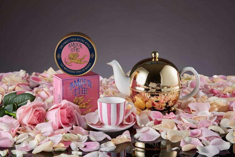 愛の紅茶「Amour de Thé 」限定販売