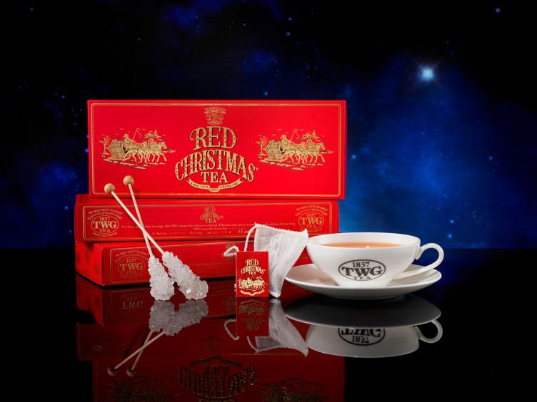 Red Christmas Tea 国内全店舗で発売中