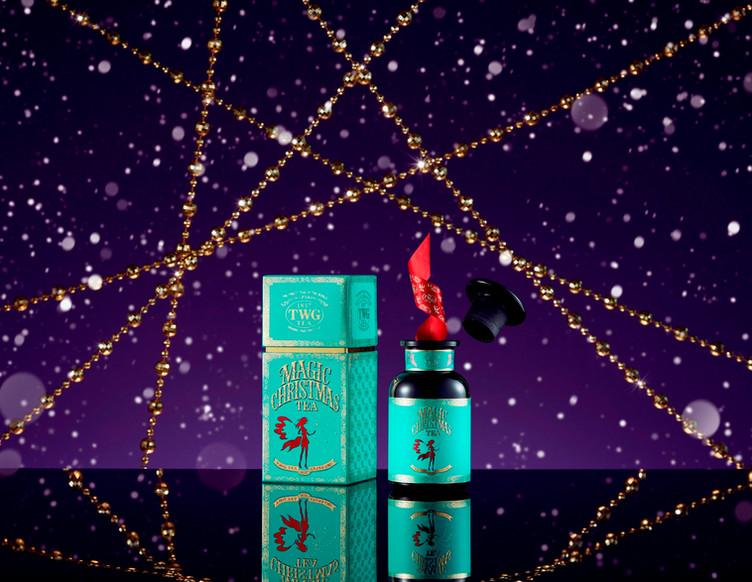 TWG TEA と魔法のクリスマス