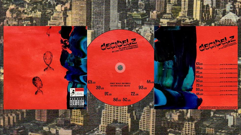 DECIBELZ CD