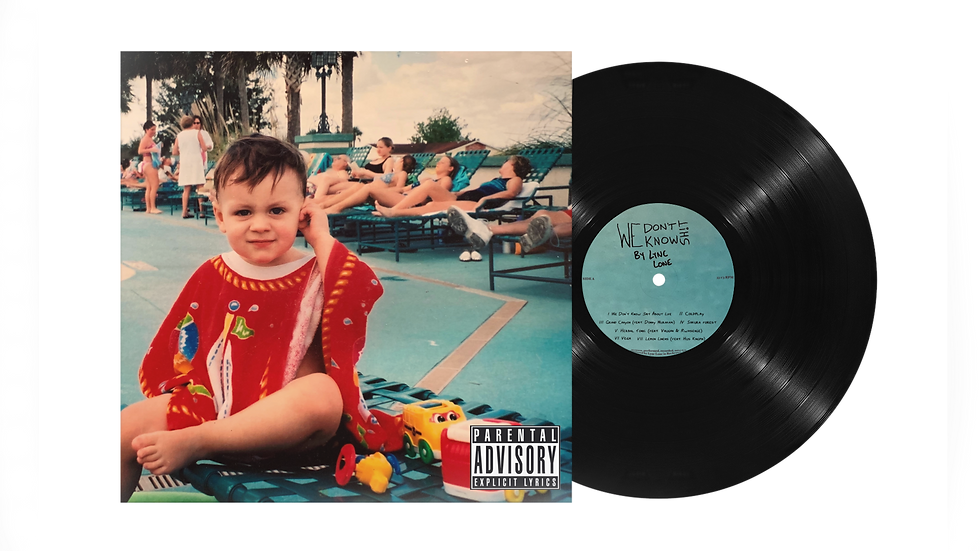 We Don't Know Shit Vinyl