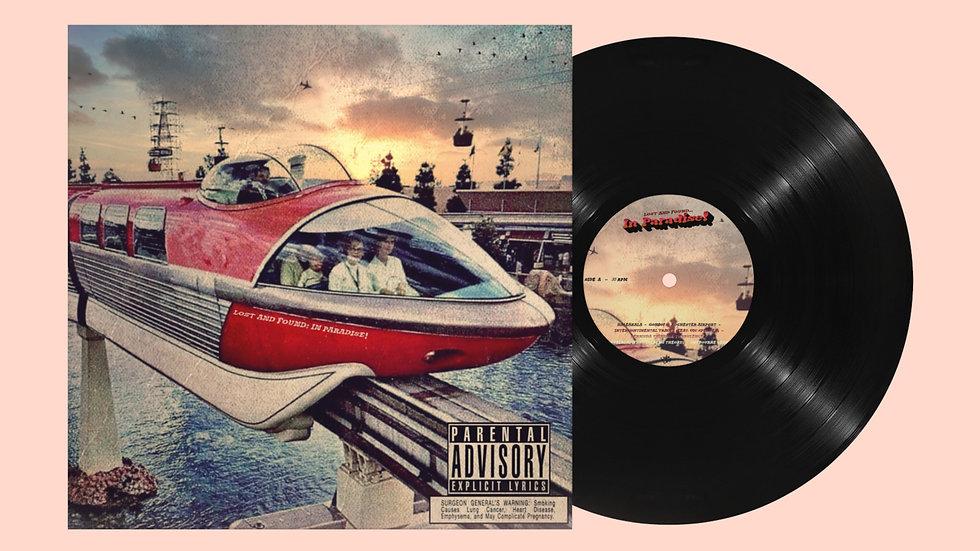 Lost & Found! Vinyl