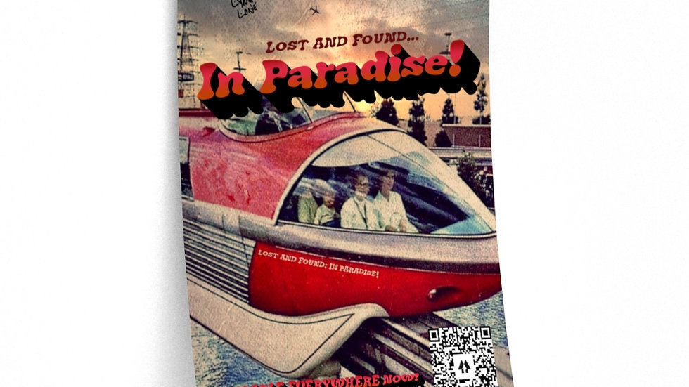 Lost & Found: In Paradise! Prints
