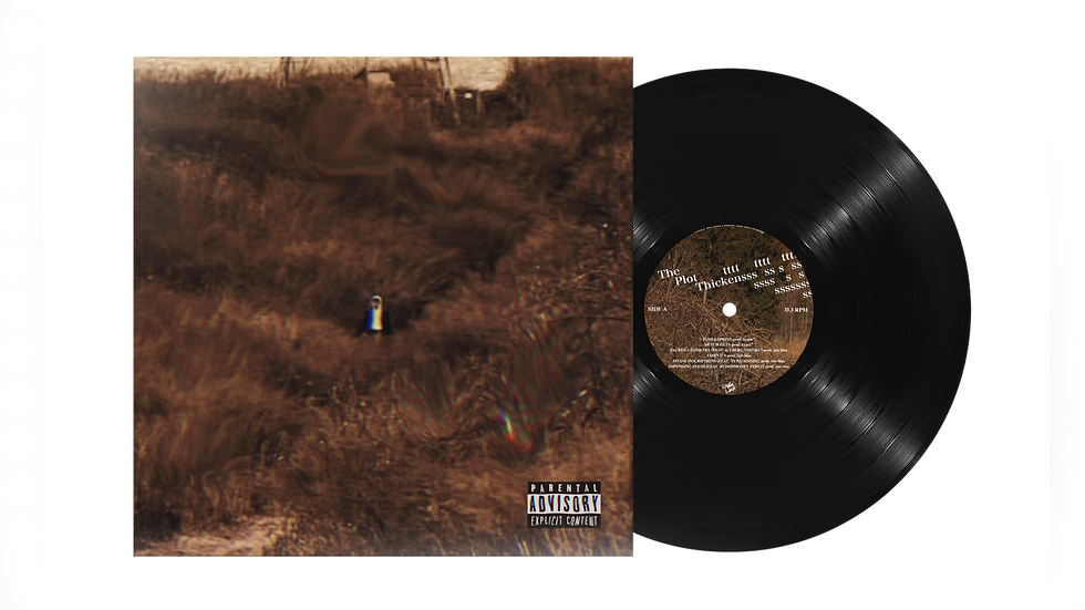 The Plot Thickens Deluxe Collector's Edition Vinyl
