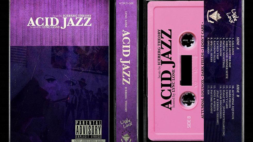 Acid Jazz Cassette